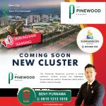 The PINEWOOD Residence Cluster Terbaru Summarecon Bogor